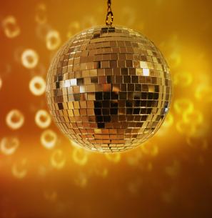 Disco Ballの素材 [FYI00905152]