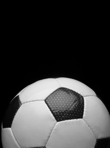 Close-up of Soccer Ballの素材 [FYI00905242]