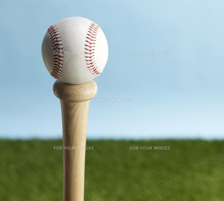 Baseball Bat and Ballの素材 [FYI00905328]