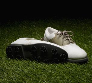 Golf Shoesの素材 [FYI00905366]