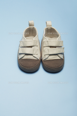 Pair of Baby Sneakersの素材 [FYI00905438]