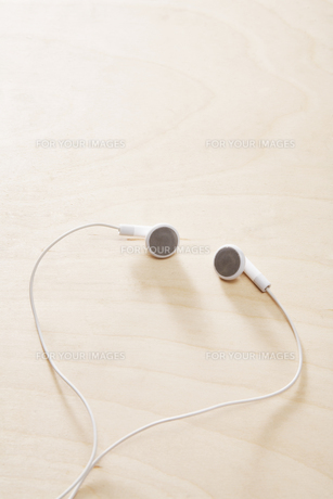 Pair of Earphonesの素材 [FYI00905889]