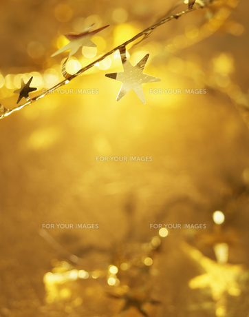 Golden Star Decorationsの素材 [FYI00906283]