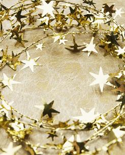 Star Shaped Decorationsの素材 [FYI00906292]