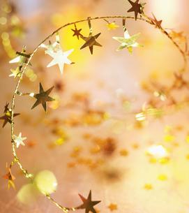 Golden Star Decorationsの素材 [FYI00906339]