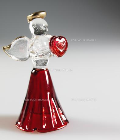 Decorative Glass Angelの素材 [FYI00907165]