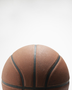 Close-Up of Basketballの素材 [FYI00907173]