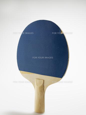 Single Table Tennis Racketの素材 [FYI00907184]