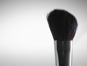 Close-Up of make-Up Brushの素材 [FYI00907203]