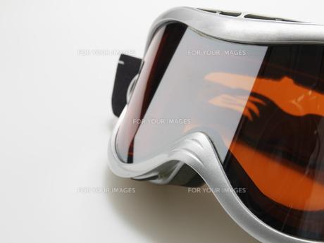 Skiing Gogglesの素材 [FYI00907219]