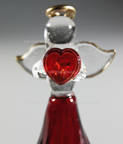 Decorative Glass Angelの素材 [FYI00907223]