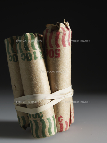US Coin Rollsの素材 [FYI00907228]