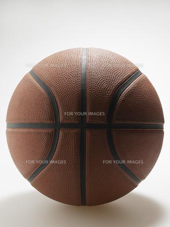 Single Basketballの素材 [FYI00907255]
