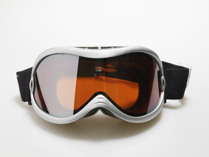 Skiing Gogglesの素材 [FYI00907267]
