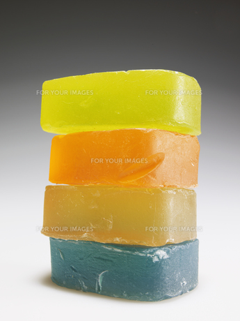 Colorful Soap Barsの素材 [FYI00907385]