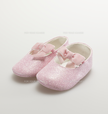 Pink Baby Shoesの素材 [FYI00907390]