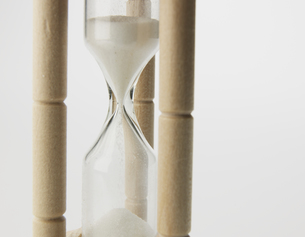 Close-Up of Hourglassの素材 [FYI00907412]