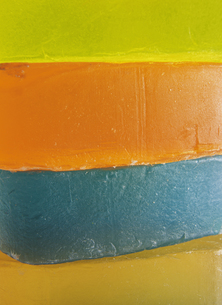 Close-Up of Colorful Soap Barsの素材 [FYI00907423]