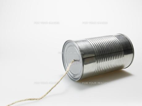 Tin Can Phoneの素材 [FYI00907444]