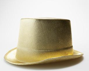 Single Golden Top Hatの素材 [FYI00907482]