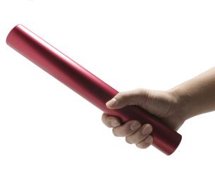 Person Holding Batonの素材 [FYI00907557]