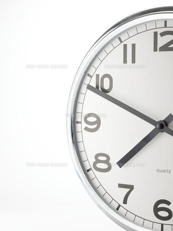 Single Wall Clockの素材 [FYI00907603]