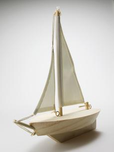 Wooden Model Shipの素材 [FYI00907653]