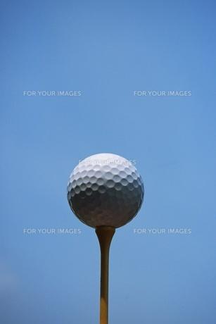 ゴルフイメージの素材 [FYI00909007]