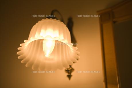 客室のライトの素材 [FYI00909710]
