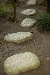 飛び石の素材 [FYI00909912]