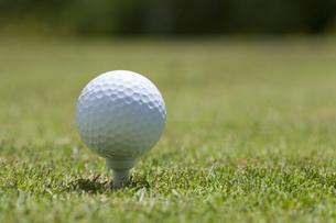 ゴルフボールの素材 [FYI00911332]