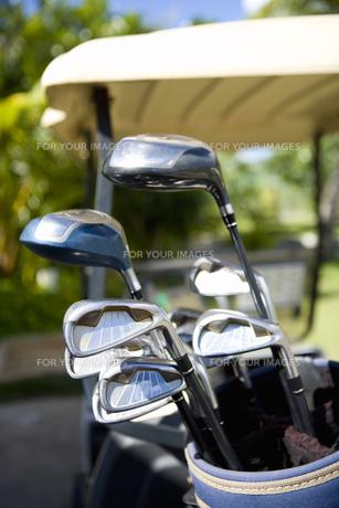 ゴルフクラブの素材 [FYI00911335]