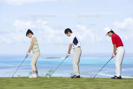 日本人ゴルファーの素材 [FYI00911371]