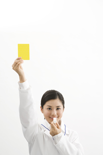 警告する医者の素材 [FYI00911640]