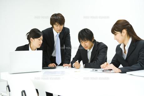 ビジネスイメージの素材 [FYI00914298]