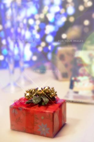 クリスマスギフトイメージの素材 [FYI00914638]