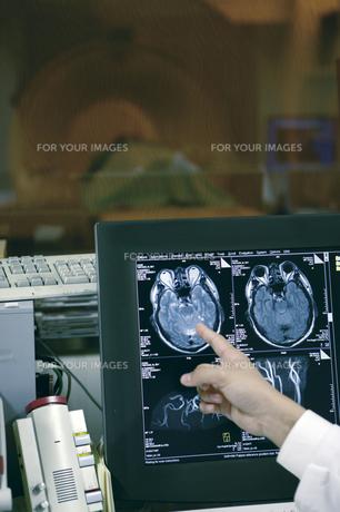 CTスキャン画像の素材 [FYI00915208]