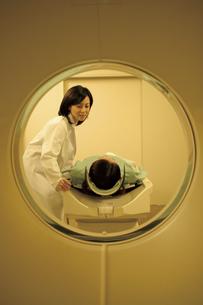 CTスキャンの素材 [FYI00915296]