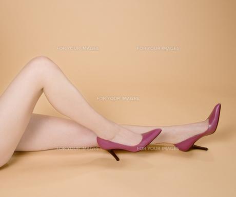 ハイヒールの足の素材 [FYI00915360]
