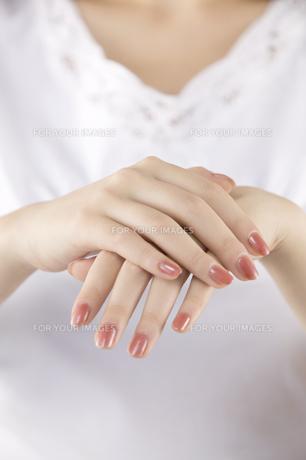 女性の手の素材 [FYI00915362]