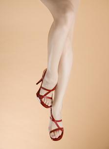サンダルの足の素材 [FYI00915372]
