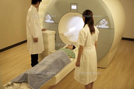 MRI検査の素材 [FYI00915484]