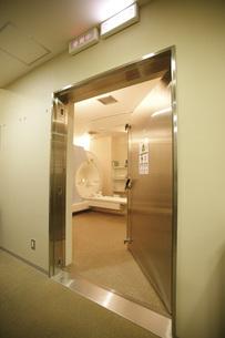 MRI室の素材 [FYI00915503]