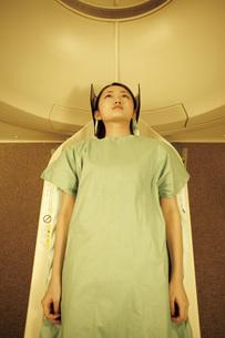 MRI検査の素材 [FYI00915509]