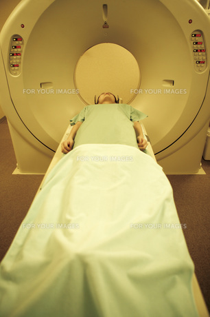 MRI検査の素材 [FYI00915571]