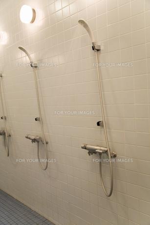 シャワールームの素材 [FYI00915886]