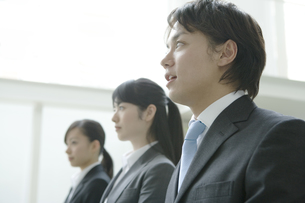 ビジネスマンとビジネスウーマンの素材 [FYI00918411]