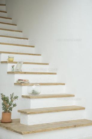 階段の素材 [FYI00919121]