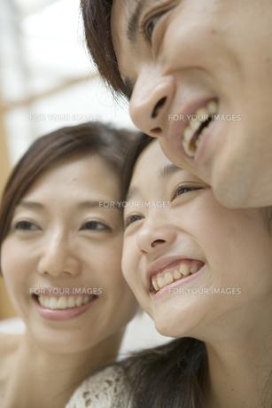 笑顔のファミリーの素材 [FYI00919199]