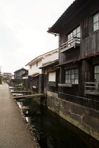 倉吉の町並みの写真素材 [FYI00920851]